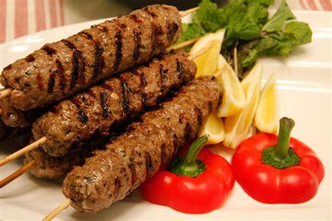 lamb kebabs spicy ground lamb kebabs fangalicious