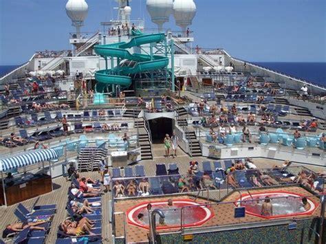 Carnival Valor Floor Plan by Carnival Valor Crucero Por El Sur Del Caribe