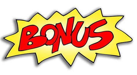 8 Bonuses Of Getting Really by Bonus Pow Jpg