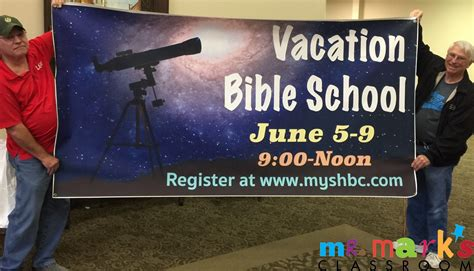 vbs decorations  marks classroom