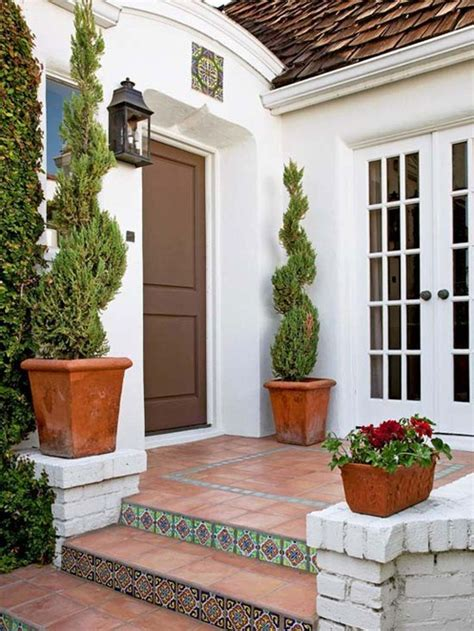 front porch trees bhg centsational style