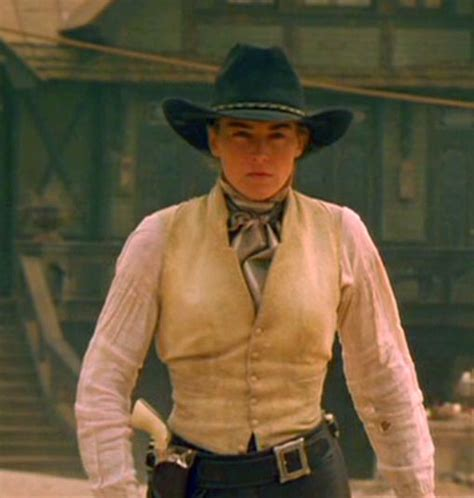 film cowboy sharon stone movie costumes through time in the quick and the dead at