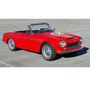 1959 Datsun Fairlady  Information And Photos MOMENTcar