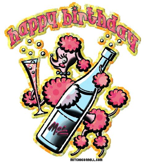 wine birthday gif birthday wine gif clipart best