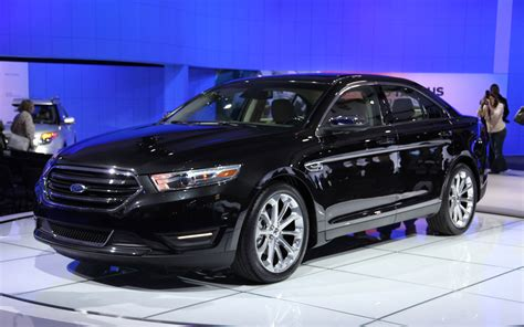 books on how cars work 2013 ford taurus navigation system 2013 ford taurus and taurus sho first look motor trend