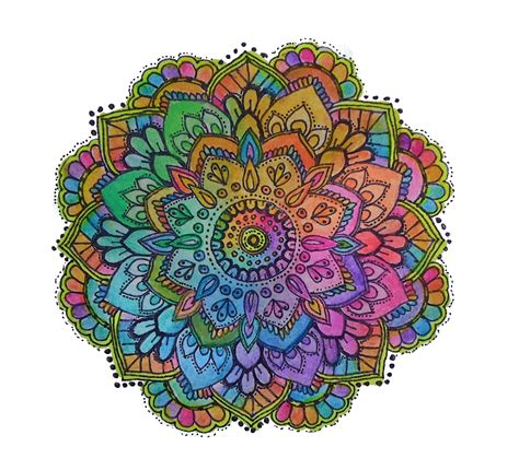 mandalas the no worries