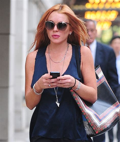 Lindsay Confirmed To Be In Rehab by Confirms Lindsay Lohan To Open Rehab Center Obsev