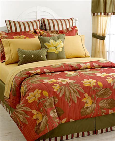 macy comforter sets clearance closeout sanibel 24 piece king jacquard comforter set