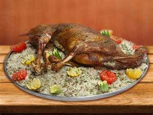 Recipe Roast Leg Of Lamb by Arabian Roast Lamb With Rice Al Alali