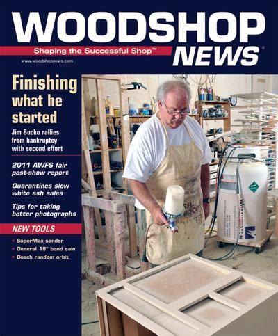 woodworking news magazine woodshop news woodshop news magazine discount magazine