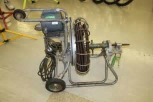 marco n730 powerfeed 70 drain snake 250 mount clemens