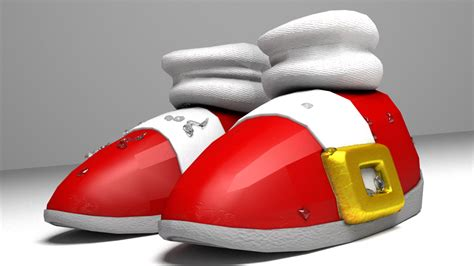 sonic shoes for sonic s shoes comeback render by nikko62 on deviantart