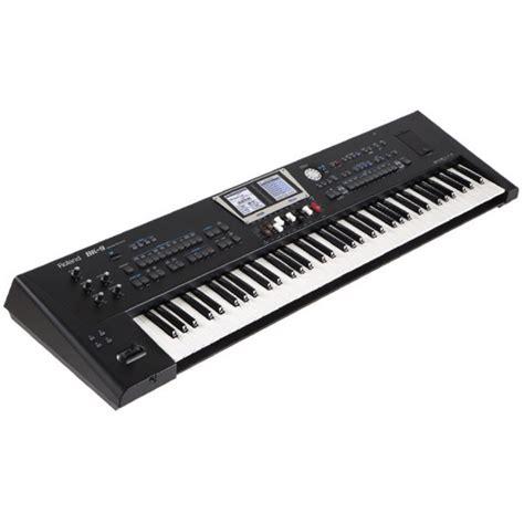 Keyboard Roland Bk 9 roland bk 9 76 tasten backing keyboard schwarz auf gear4music de