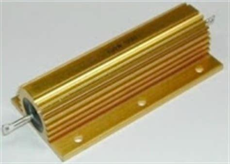 power used by resistors resistors and power rating