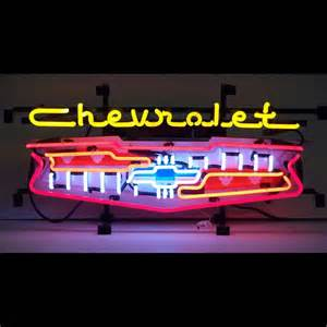 Chevrolet Neon Sign The World S Catalog Of Ideas