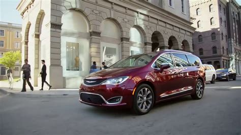 chrysler pacifica design exterior interior review   road youtube