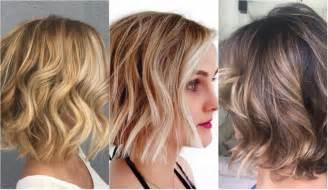 medium haircuts 2018 for hair choppy bob haircuts for 2018 hairstyles 2018 new