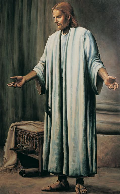 the robe of jesus jesus christ in white robes