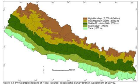 nepal new land land structure of nepal kullabs com