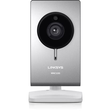 linksys wireless n home monitoring hd wnc100 b h photo
