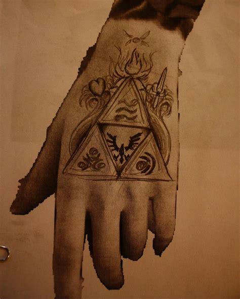 hand tattoo zelda legend of zelda hand tattoo tattoo ideas pinterest