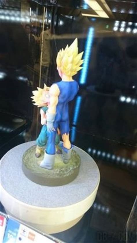 Banpresto Dramatic Showcase Z Dsc Majin Vegeta Trunks Set z dramatic showcase 4th season vegeta trunks
