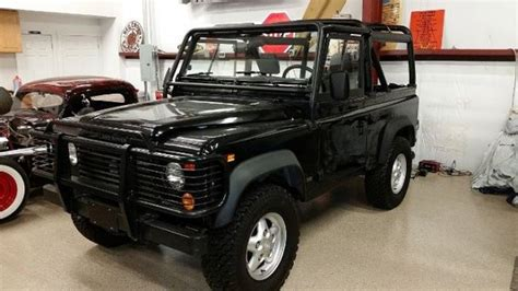 manual cars for sale 1995 land rover defender parental controls 1995 land rover defender for sale near cadillac michigan 49601 classics on autotrader