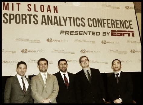 Mit Sloan Analytics Mba by Sports Analytics Uo Business Blogs