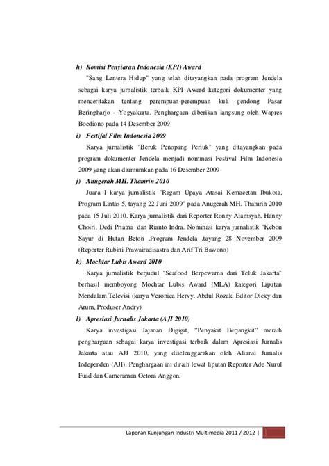 Contoh Laporan Jurnalistik | contoh laporan jurnalistik tweeter directory