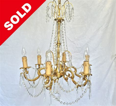 Louis Xv Chandelier Louis Xv Medium Vintage Chandelier Grand Light