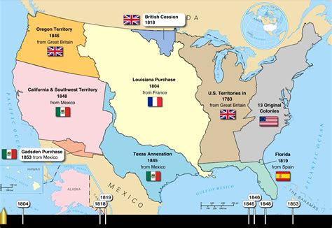 printable us expansion map quotes about the louisiana territory quotesgram