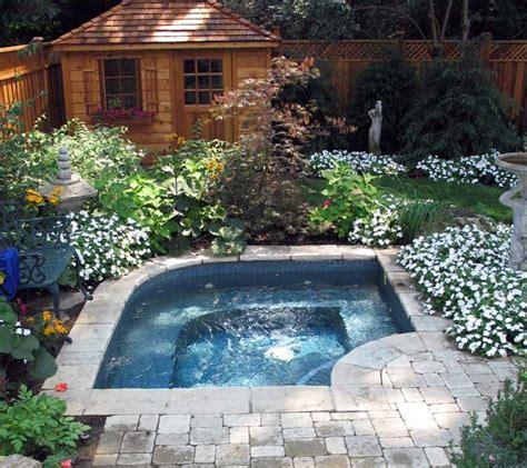 in ground tub in the ground tubs wirh beautiful garden home