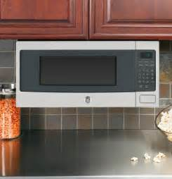 Under Cabinet Microwave Ovens Built In Microwave Ovens Ge Appliances