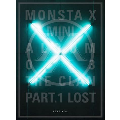 Monsta X The Clan 2 5 Part 2 monsta x the clan 2 5 part 1 lost found ver gasoo