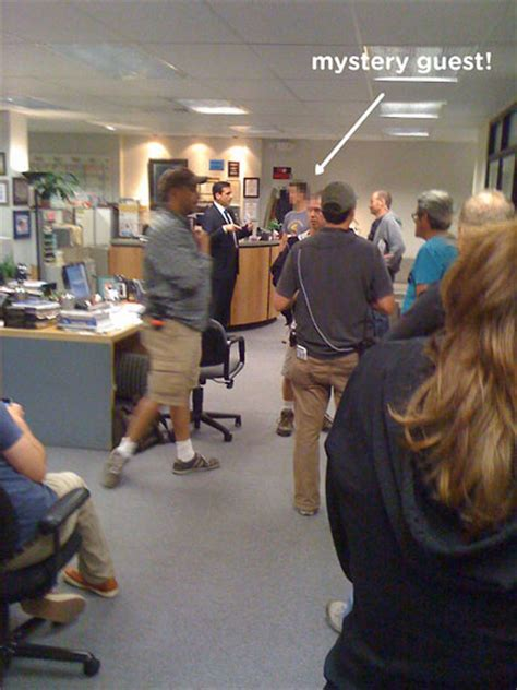 Where Is The Office Set by Photo From The Set Officetally