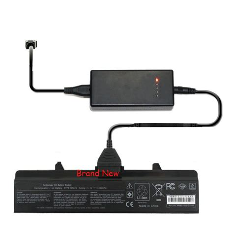 Charger Laptop Dell E6400 external battery charger for dell latitude e6400 latitude