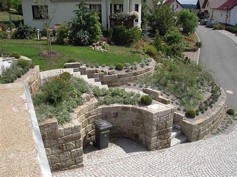 Terrassengarten Anlegen by Paradies Garten At Der Garten Als Gestaltete Landschaft