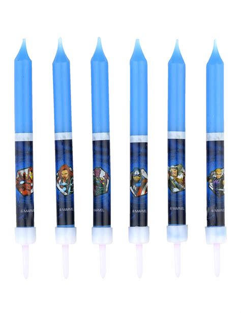 candele compleanno 8 candele compleanno avenegers addobbi e vestiti di