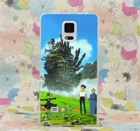 Samsung A3 2015 Tokyo Ghoul Anime Hardcase Cover howls castle for samsung