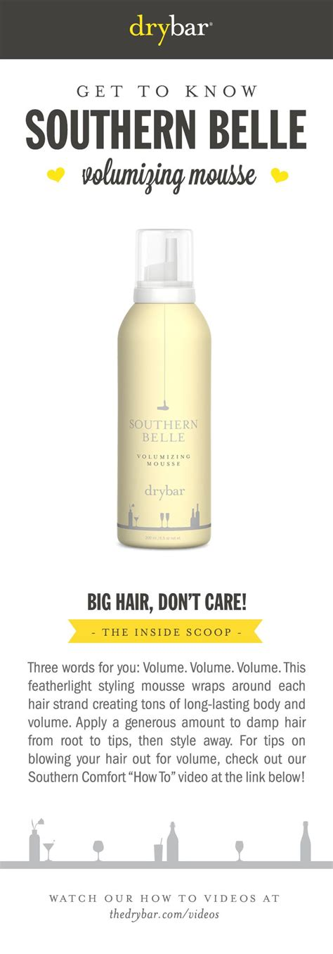 southern comfort drybar pin by bethany mccrory on my style pinterest