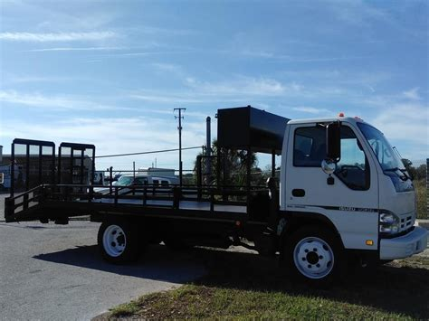 isuzu landscape trucks in florida for sale 113 used trucks