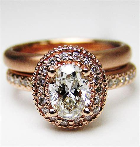 gold vintage engagement ring ipunya