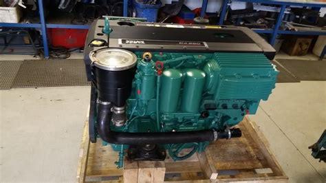 volvo penta hp  marine diesel engine