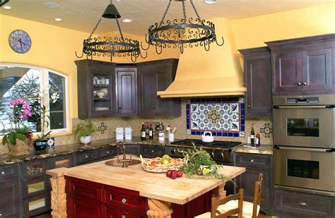 Spanish Style Kitchen Cabinets by How To Design An Inviting Mediterranean Kitchen