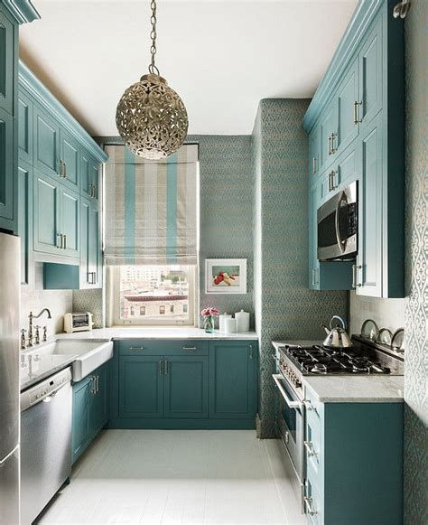 Oversized Sinks Kitchen by Small Kitchen Layout With Painted Cabinets And Oversized