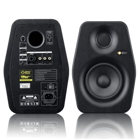 Monkey Banana Turbo 6 Speaker Monitor Harga Per Set monkey banana studio monitor turbo 5 black single for sale in blanchardstown dublin from mel38