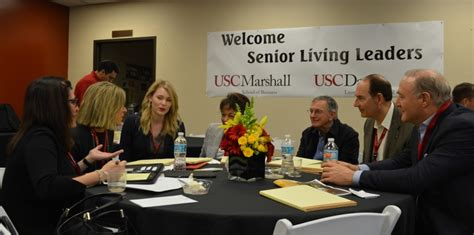 Usc Executive Mba Schedule by Senior Living Executive Course Provides Valuable Knowledge