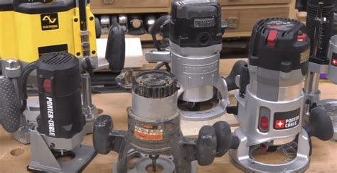 finding   woodworking router buyers guide