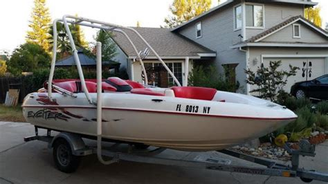 yamaha jet boat water in ski locker exciter boats for sale