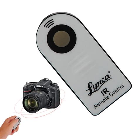 lynca wireless ir remote controller for nikon sony